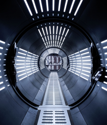 STAR WARS TUNNEL