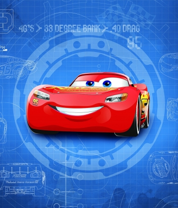 CARS 3 BLUEPRINT