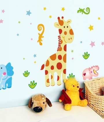 Wall Sticker - Three