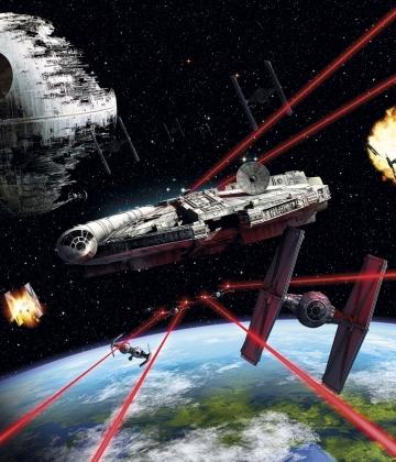 Star Wars Millenium Folcon